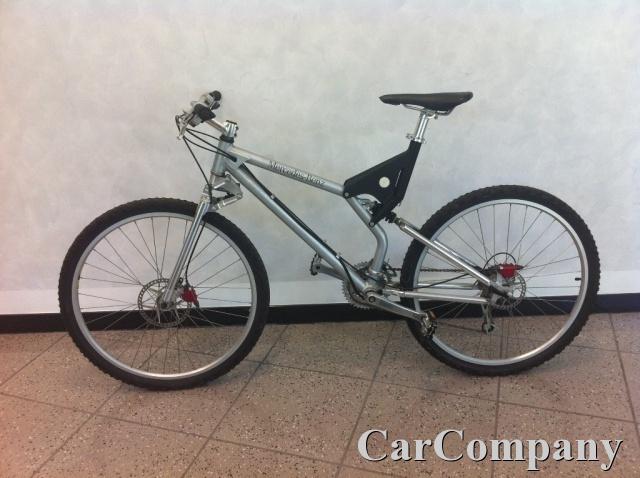 MERCEDES-BENZ CLS Bicicletta Mercedes Shimano Nexave Stx Rc Megarang Immagine 0