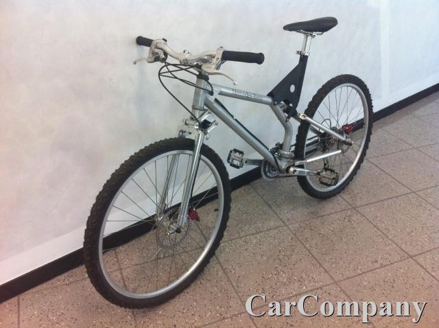 MERCEDES-BENZ CLS Bicicletta Mercedes Shimano Nexave Stx Rc Megarang Immagine 1