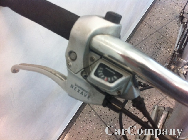 MERCEDES-BENZ CLS Bicicletta Mercedes Shimano Nexave Stx Rc Megarang Immagine 4
