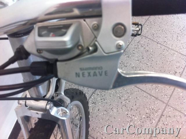MERCEDES-BENZ CLS Bicicletta Mercedes Shimano Nexave Stx Rc Megarang Immagine 3