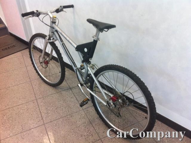 MERCEDES-BENZ CLS Bicicletta Mercedes Shimano Nexave Stx Rc Megarang Immagine 2