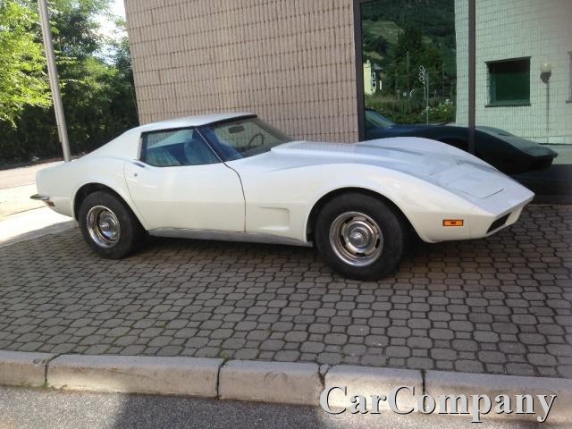 CHEVROLET Corvette 5.7 V8 200 CV Disponibile Su Richiesta Immagine 2