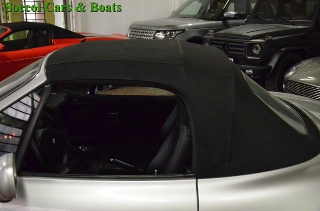 BMW Z3 1.9 cat Roadster*MOTORE TOTALMENTE NUOVO!!! Immagine 4