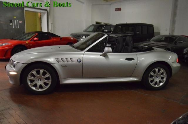 BMW Z3 1.9 cat Roadster*MOTORE TOTALMENTE NUOVO!!! Immagine 2