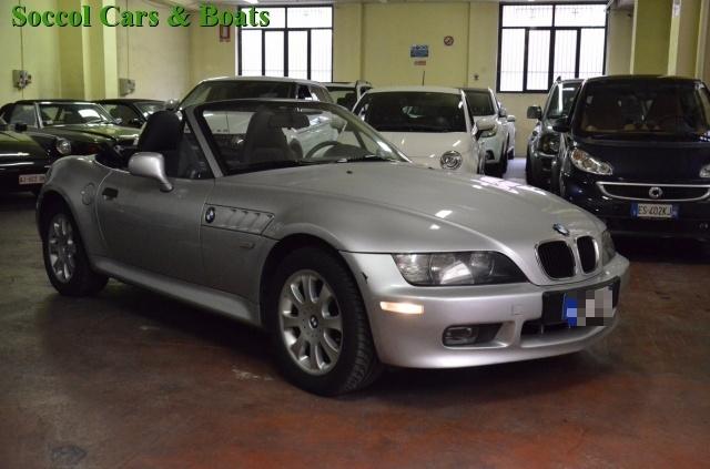 BMW Z3 1.9 cat Roadster*MOTORE TOTALMENTE NUOVO!!! Immagine 0