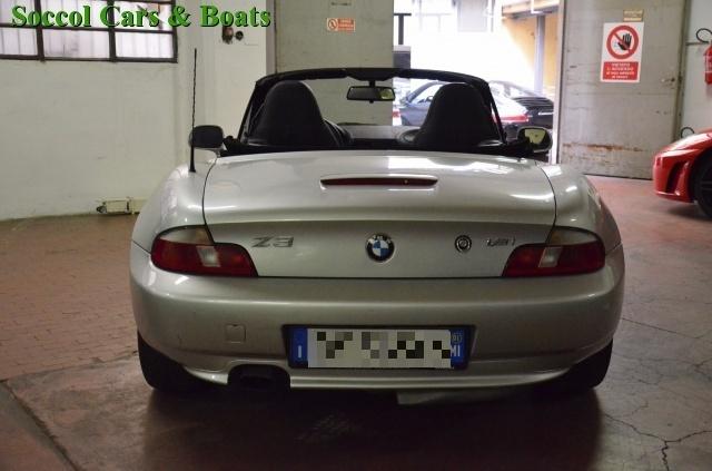 BMW Z3 1.9 cat Roadster*MOTORE TOTALMENTE NUOVO!!! Immagine 3