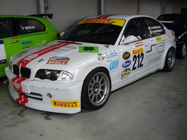 BMW 320 E.46  CC. 2000/SUPERTURISMO HP.290 Immagine 0