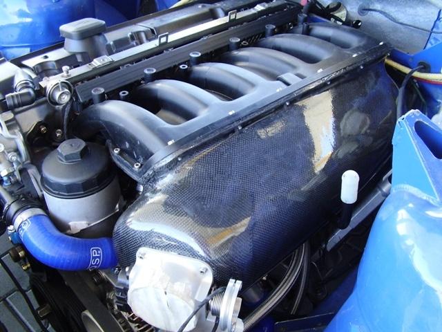 BMW 320 E.46  CC. 2000/SUPERTURISMO HP.290 Immagine 1