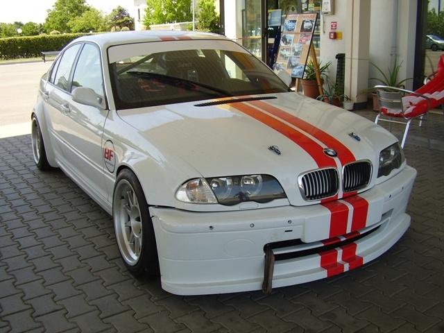BMW 320 E.46  CC. 2000/SUPERTURISMO HP.290 Immagine 3