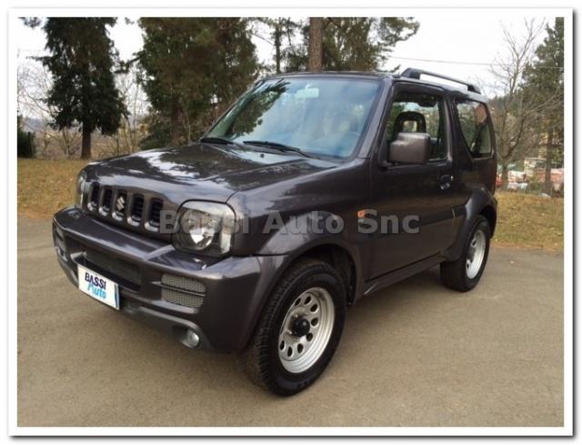 SUZUKI Jimny 1.3i 16V cat 4WD Special Immagine 1
