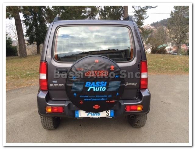 SUZUKI Jimny 1.3i 16V cat 4WD Special Immagine 3