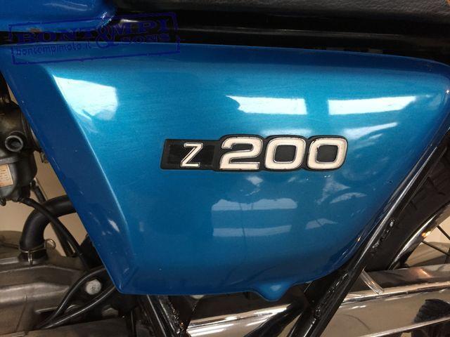 KAWASAKI Z 200 17.000 Km 1977 Immagine 4