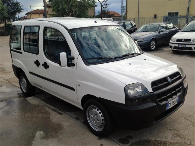 FIAT Doblo Doblò 1.9 JTD 5 posti autocarro Motore km 200.000 Immagine 2