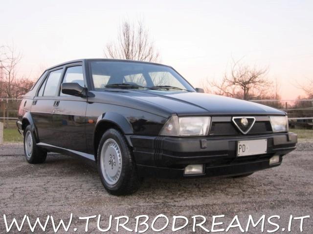 ALFA ROMEO 75 1.8i turbo Quadrifoglio Verde ASI TARGA ORIGINALE Immagine 3
