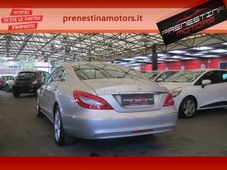 Mercedes classe cls usato cls 350 cdi blueefficiency