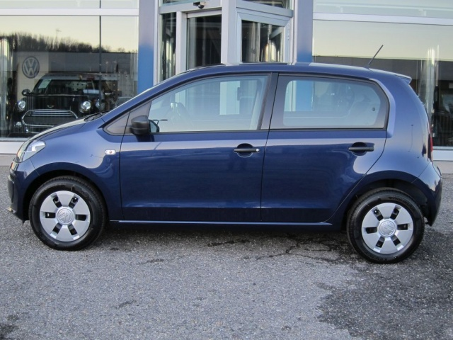 VOLKSWAGEN up! 1.0 MPI 68cv METANO 5P NUOVE IN SUPER OFFERTA Immagine 4