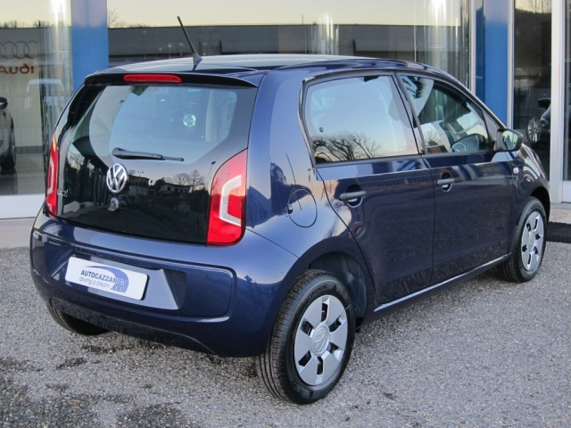 VOLKSWAGEN up! 1.0 MPI 68cv METANO 5P NUOVE IN SUPER OFFERTA Immagine 1