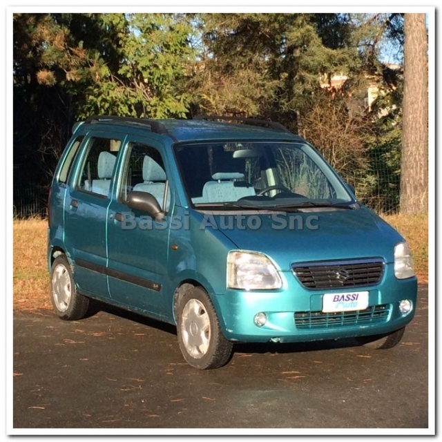 SUZUKI Wagon R+ 1.3i 16V cat 4x4 GL Immagine 0