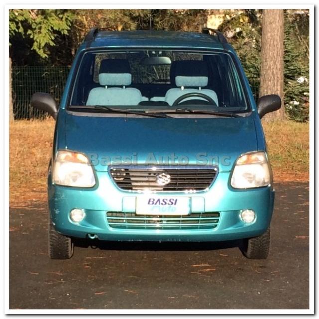 SUZUKI Wagon R+ 1.3i 16V cat 4x4 GL Immagine 1
