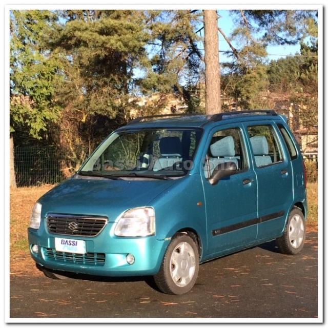 SUZUKI Wagon R+ 1.3i 16V cat 4x4 GL Immagine 2