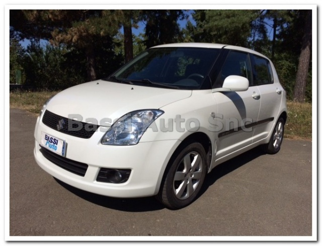 SUZUKI Swift 1.3 4x4 5p. GL Immagine 0