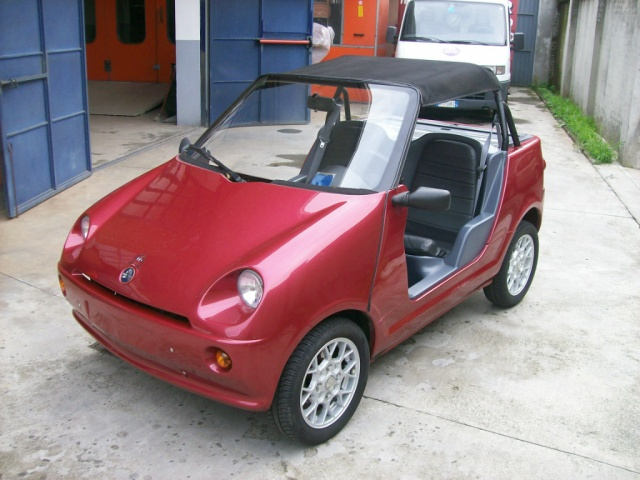 AIXAM 400 Cabrio Immagine 1