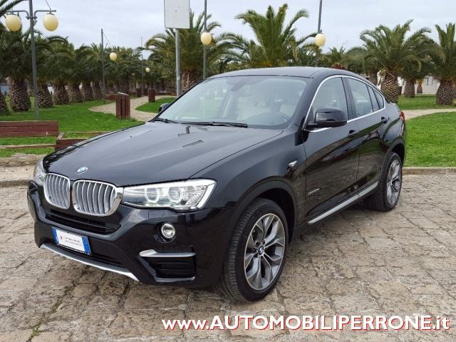 BMW X4 xDrive20d xLine (C.Autom.-Navi-Pelle) Immagine 0