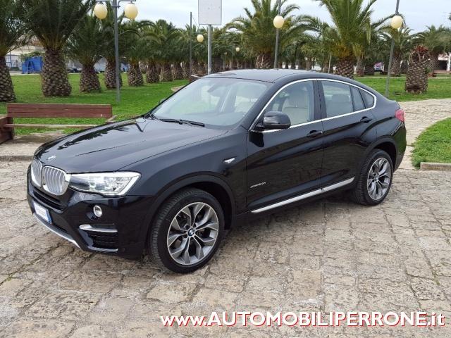BMW X4 xDrive20d xLine (C.Autom.-Navi-Pelle) Immagine 2