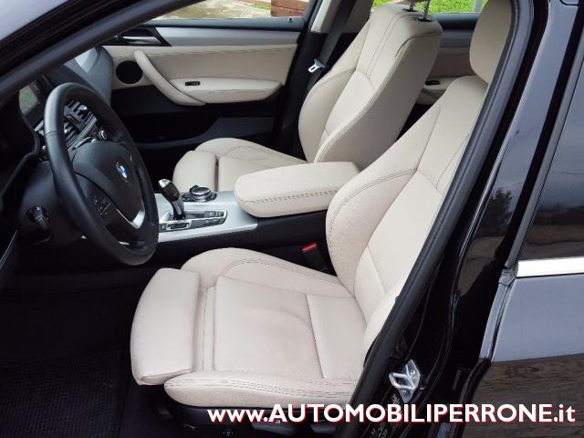 BMW X4 xDrive20d xLine (C.Autom.-Navi-Pelle) Immagine 4