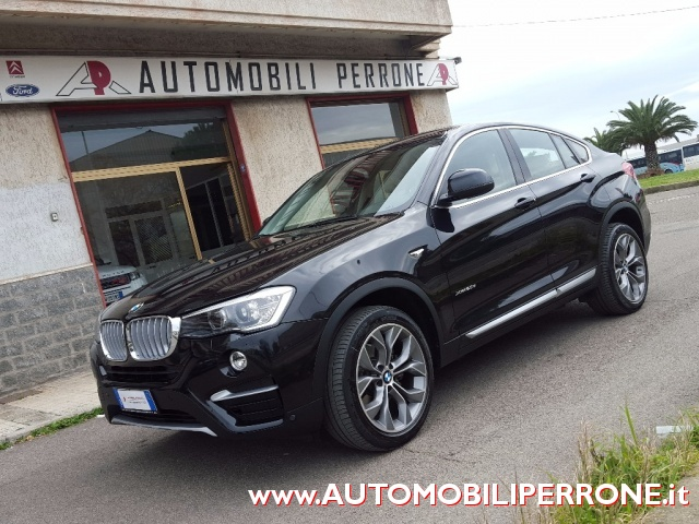BMW X4 xDrive20d xLine (C.Autom.-Navi-Pelle) Immagine 1