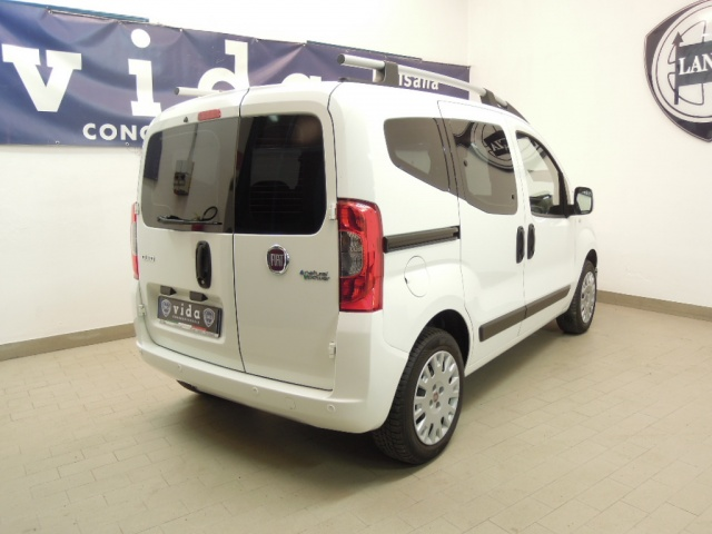 FIAT Qubo 1.4 8V 77 CV Dynamic Natural Power Immagine 3