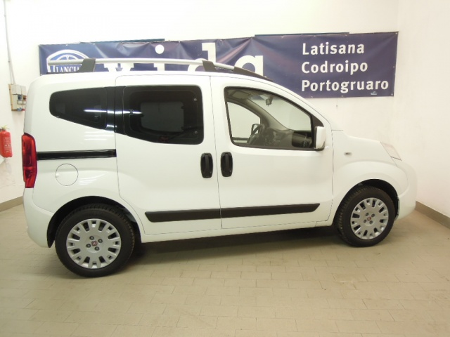 FIAT Qubo 1.4 8V 77 CV Dynamic Natural Power Immagine 2
