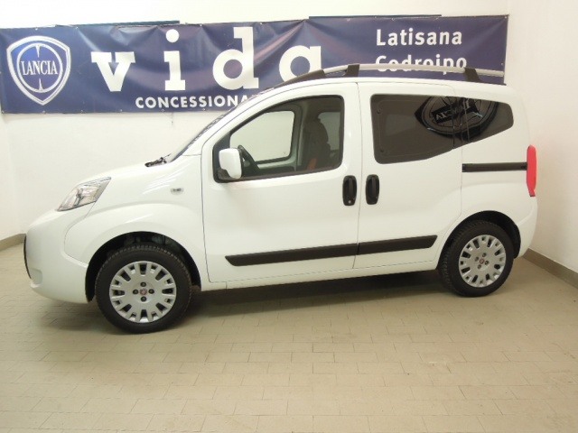 FIAT Qubo 1.4 8V 77 CV Dynamic Natural Power Immagine 1