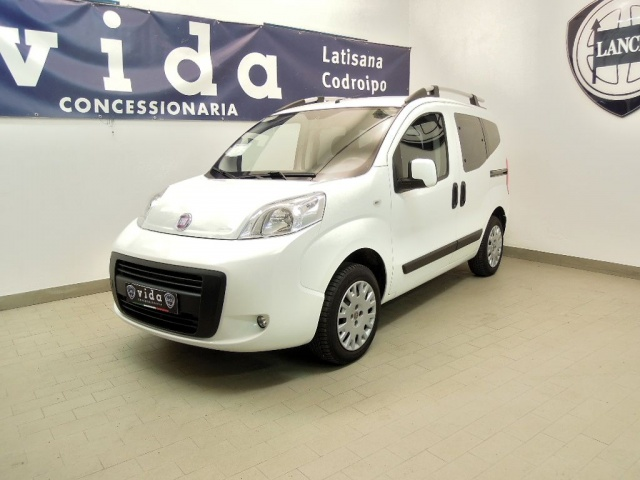 FIAT Qubo 1.4 8V 77 CV Dynamic Natural Power Immagine 0