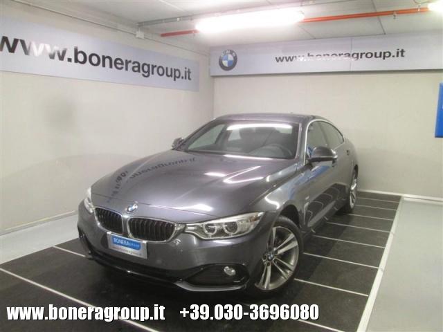BMW 420 d Gran Coupé Sport Immagine 0