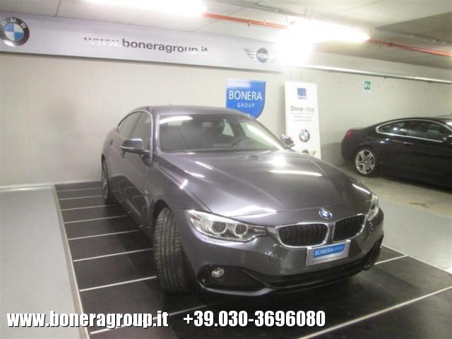 BMW 420 d Gran Coupé Sport Immagine 2