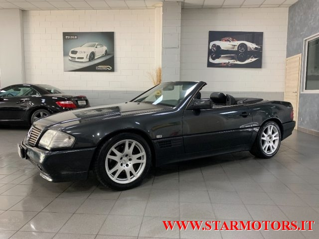 MERCEDES-BENZ SL 500 Antracite metallizzato