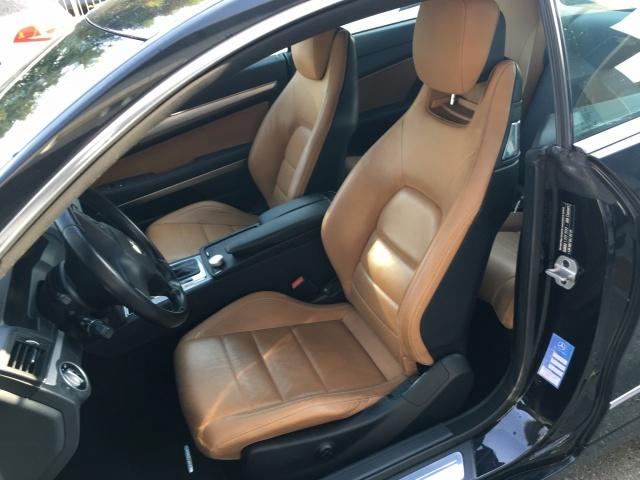 MERCEDES-BENZ E 250 CDI Coupé BlueEFFICIENCY Avantgarde Automatica Immagine 4