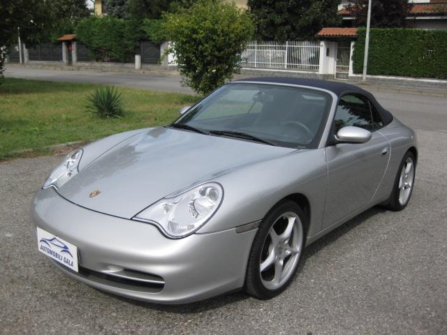 """PORSCHE 996 Carrera Mod. 911 Cabriolet """" MOTORE NUOVO """" Immagine 1"""