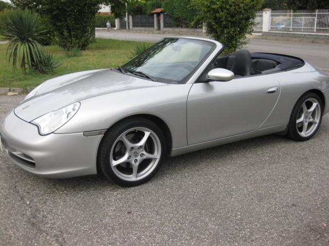 """PORSCHE 996 Carrera Mod. 911 Cabriolet """" MOTORE NUOVO """" Immagine 2"""