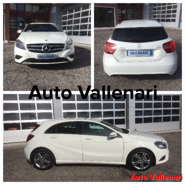 MERCEDES-BENZ A 200 CDI BlueEFFICIENCY Sport Immagine 0