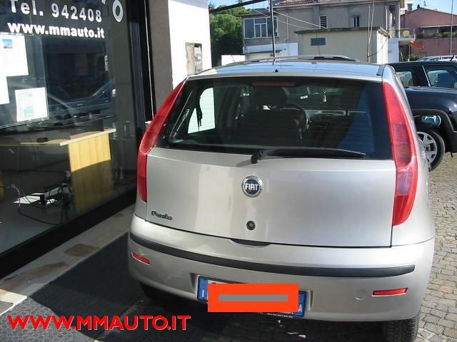 FIAT Punto 1.2 5 porte Dynamic  IMP-METANO!!!!!!! Immagine 3
