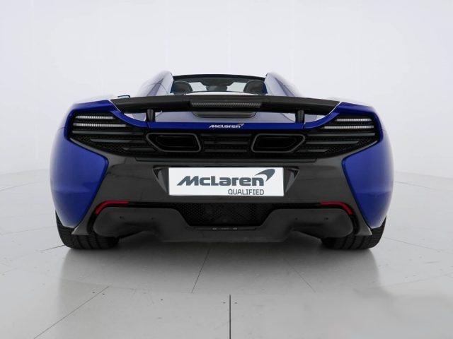 MCLAREN 650S Spider 3.8L V8 - McLaren Milano Immagine 4