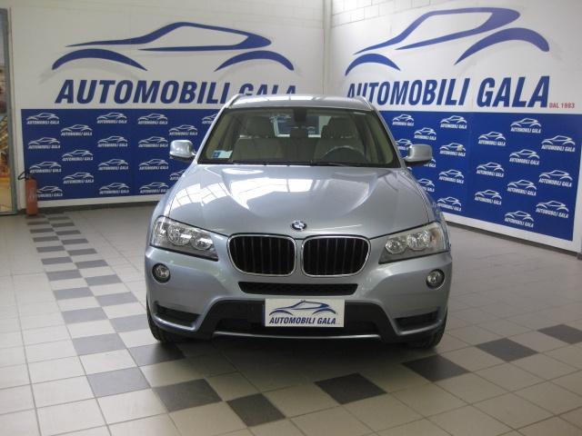 BMW X3 xDrive 20d Eletta 4X4 STEPTRONIC FAP EURO 5/B Immagine 2
