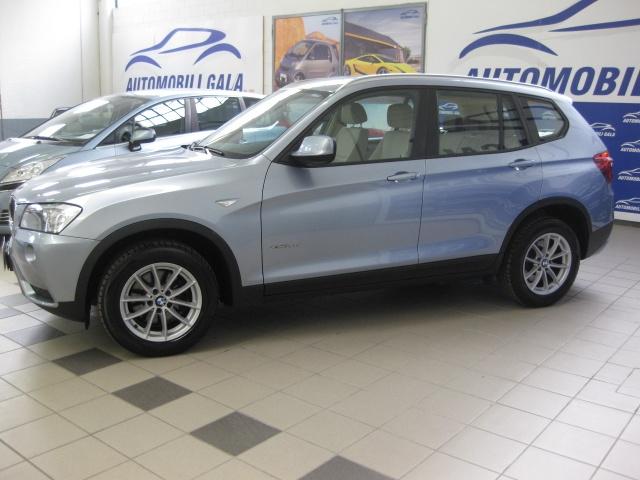 BMW X3 xDrive 20d Eletta 4X4 STEPTRONIC FAP EURO 5/B Immagine 4