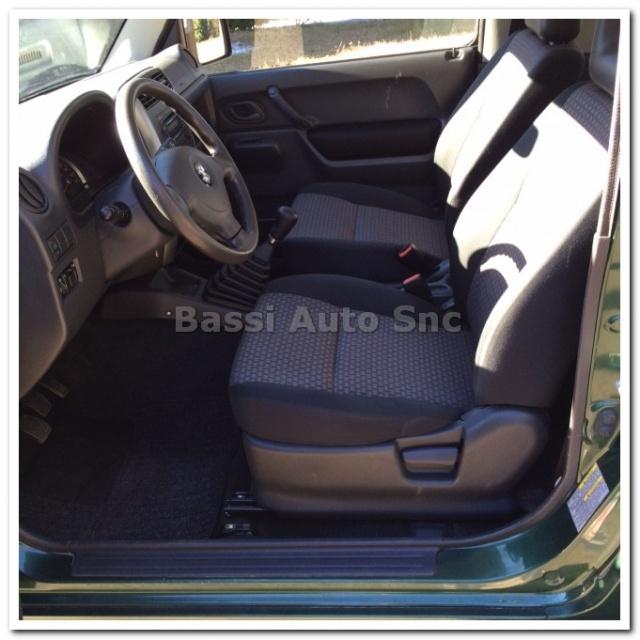 SUZUKI Jimny 1.3i 16V cat 4WD Special Immagine 4