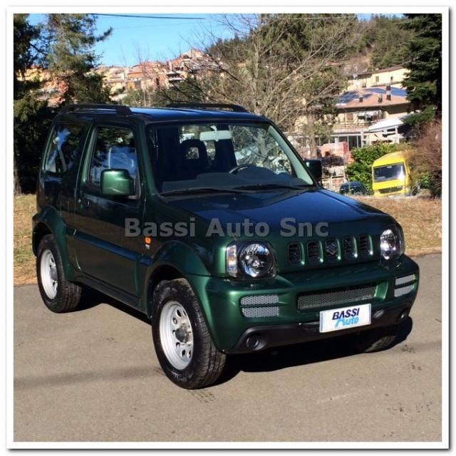 SUZUKI Jimny 1.3i 16V cat 4WD Special Immagine 2