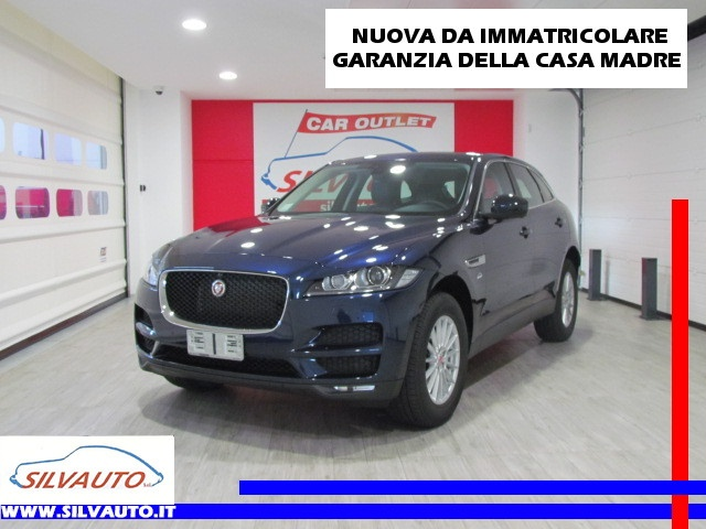 JAGUAR F-Pace 2.0d AWD PURE 180 CV AUTOMATICO MODEL YEARS 2016 Immagine 0