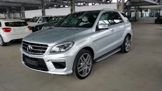 Annunci Mercedes Benz Ml 55 Amg