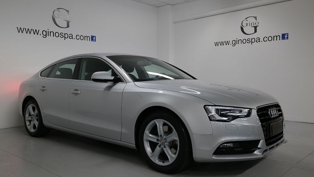 AUDI A5 SPB 2.0 TDI 177 CV multitronic Advanced Immagine 1